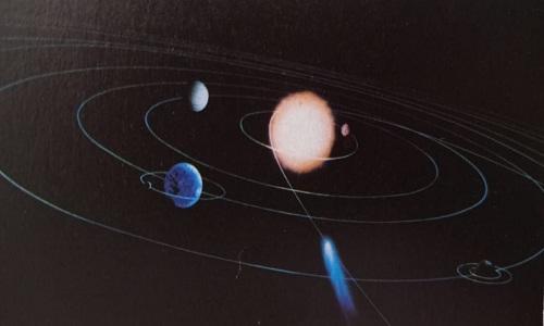 المجموعة الشمسية حقائق مذهلة